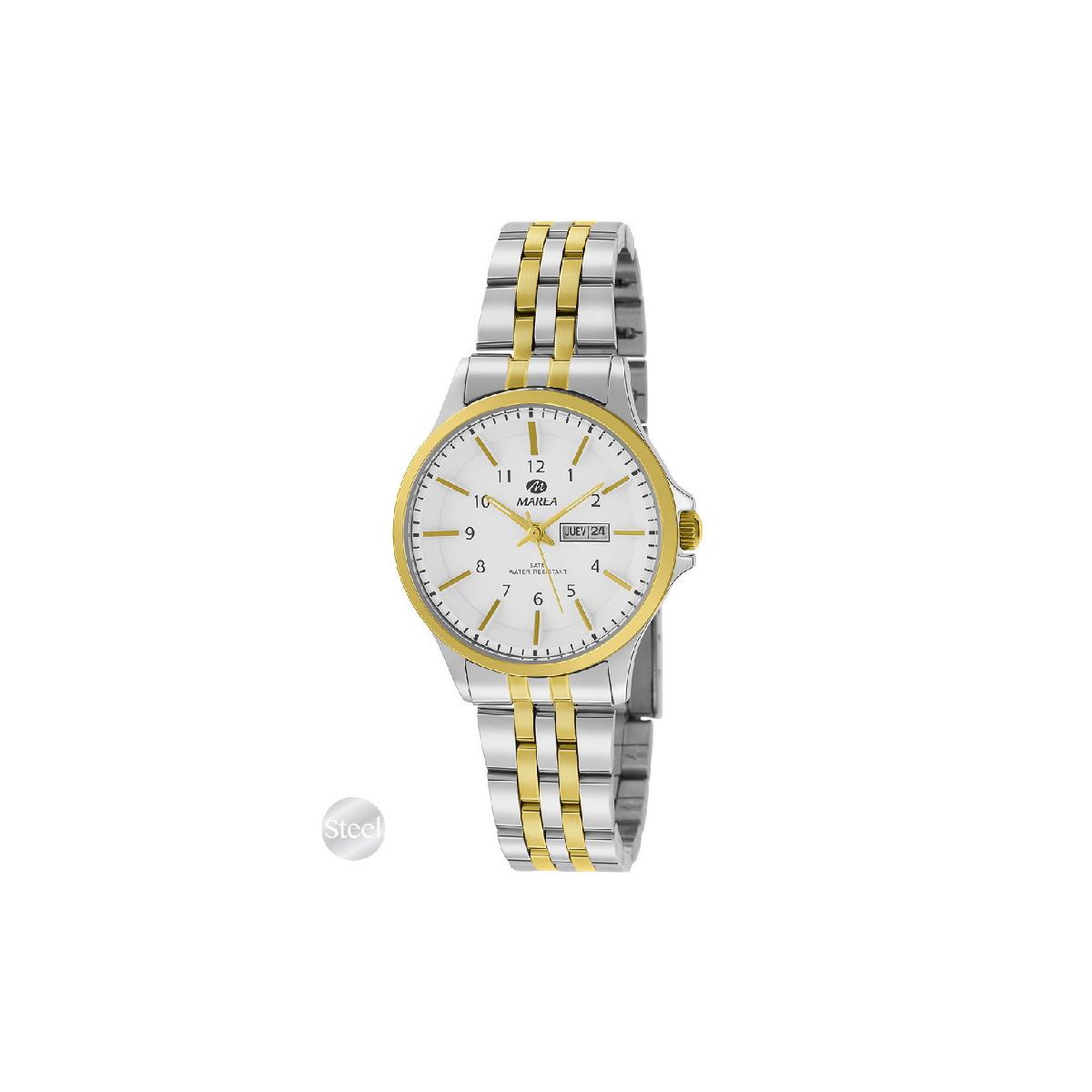 Reloj Marea Señora Steel - B36161/3