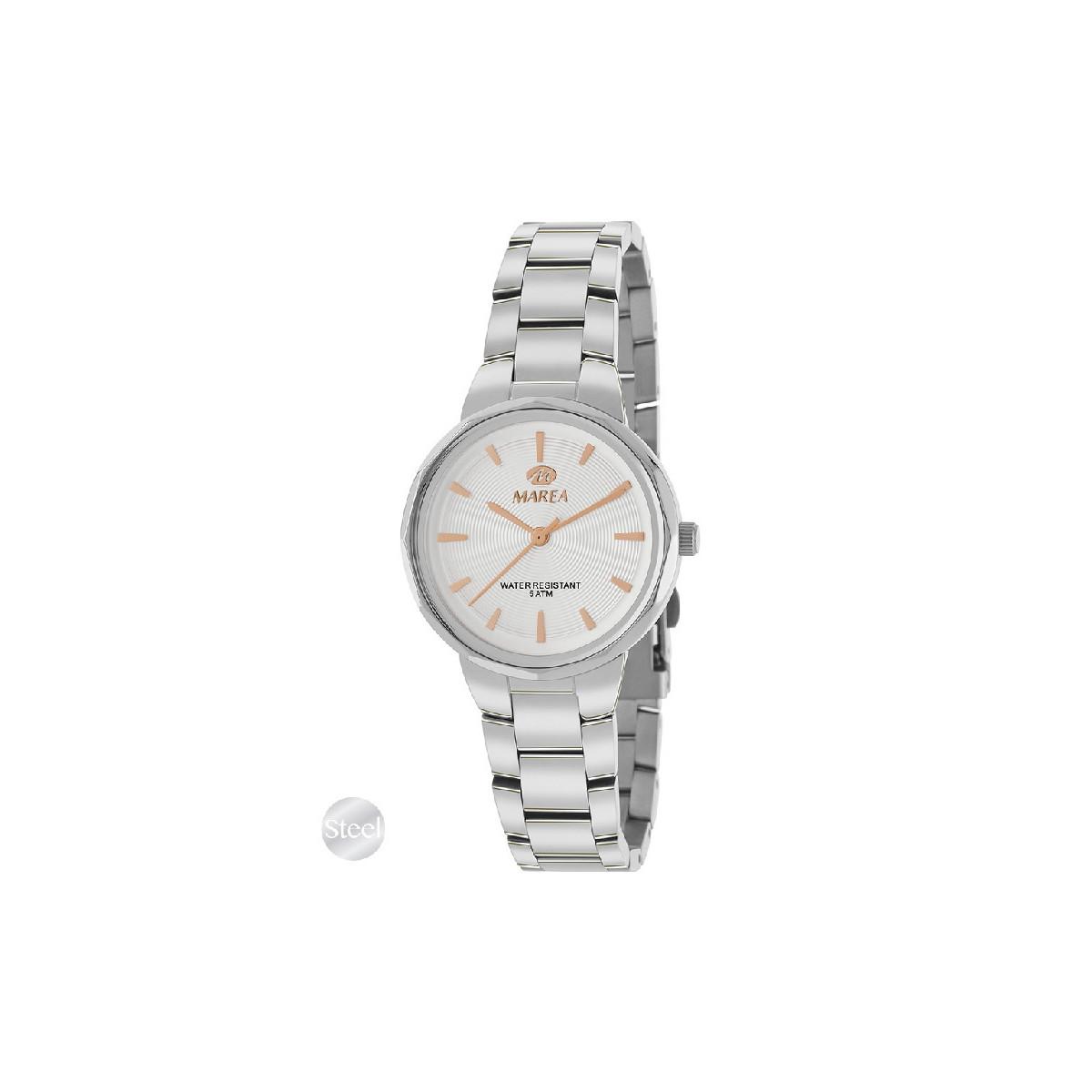 Reloj Marea Señora Steel - B54168/1