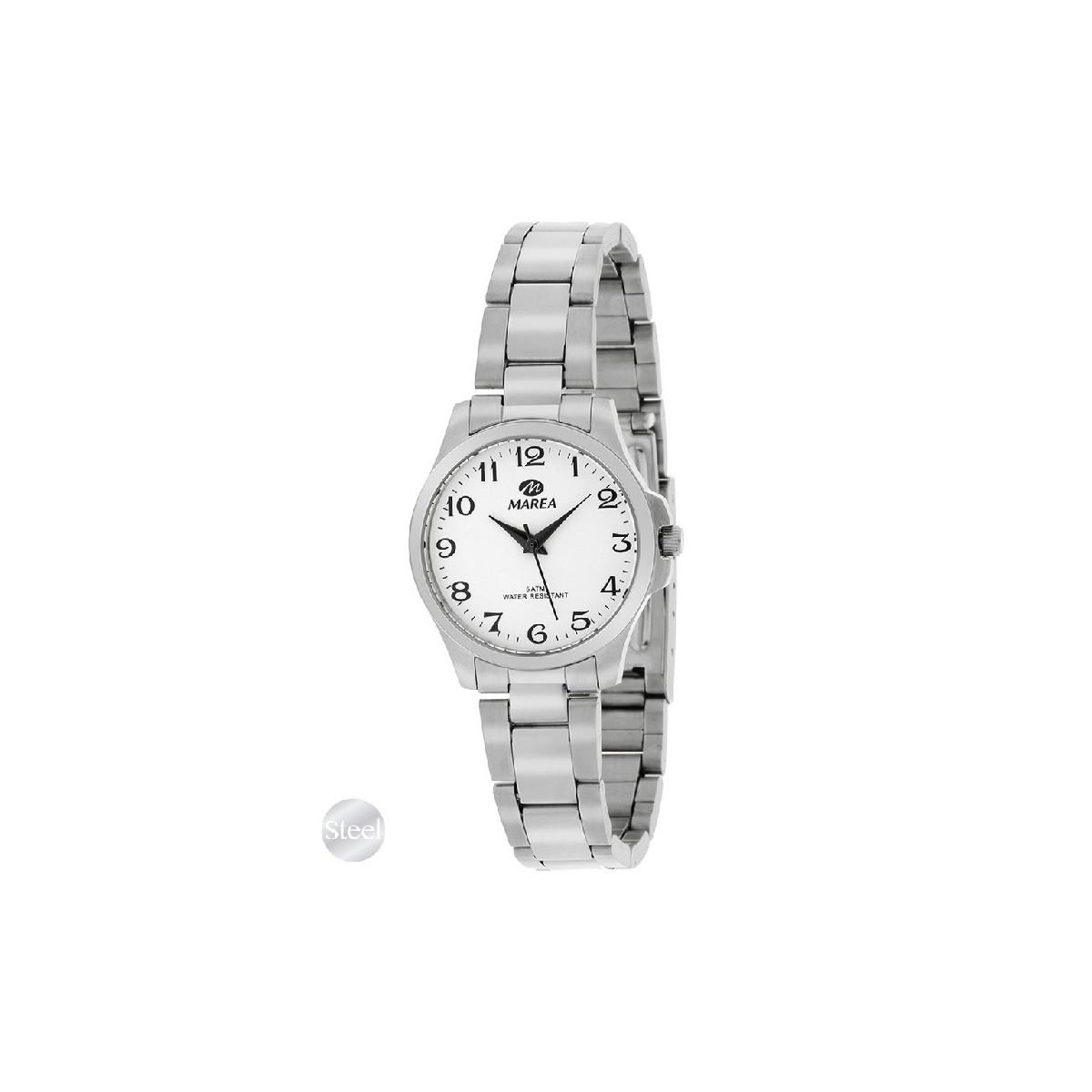 Reloj Marea Señora Steel - B36100/1