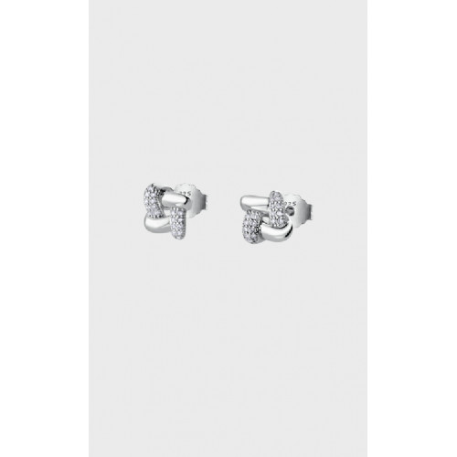 Lotus Silver Pendiente Sra.lis.circonita - LP1790-4/1
