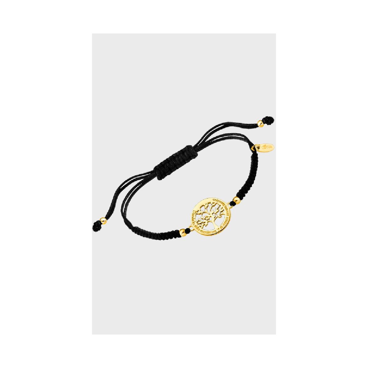 Lotus Silver Pulsera Sra.3n.arbol-frase - LP1641-2/5