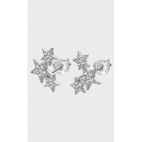 Lotus Silver Pendiente Sra.estrellas. - LP3192-4/1