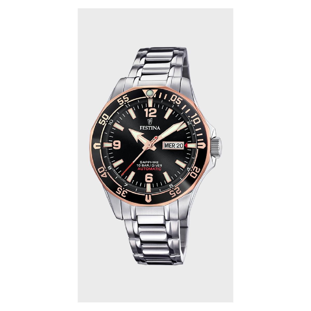 Reloj Festina Automatico - F20478-6