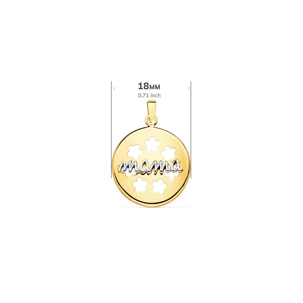 Colgante Oro - 22094
