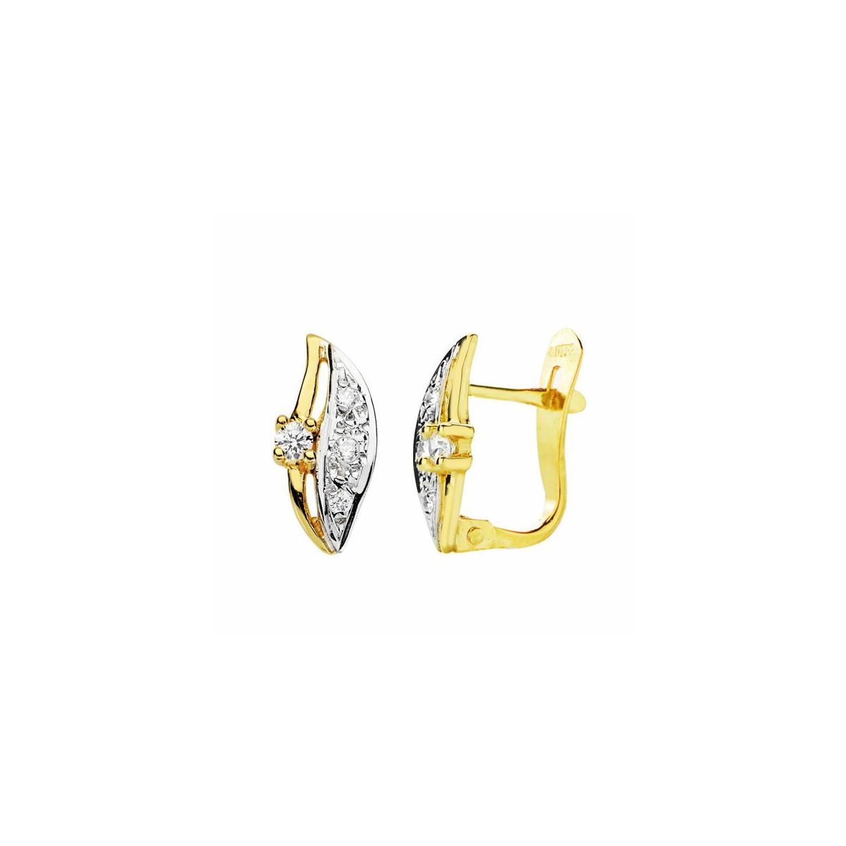 Pendientes Oro - 20694-1