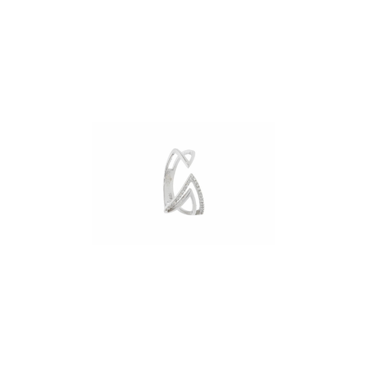SORTIJA PLATA - 30900150