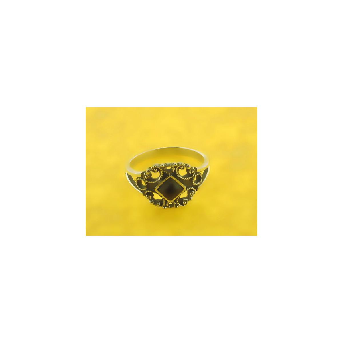 Sortija Azabache - P11010