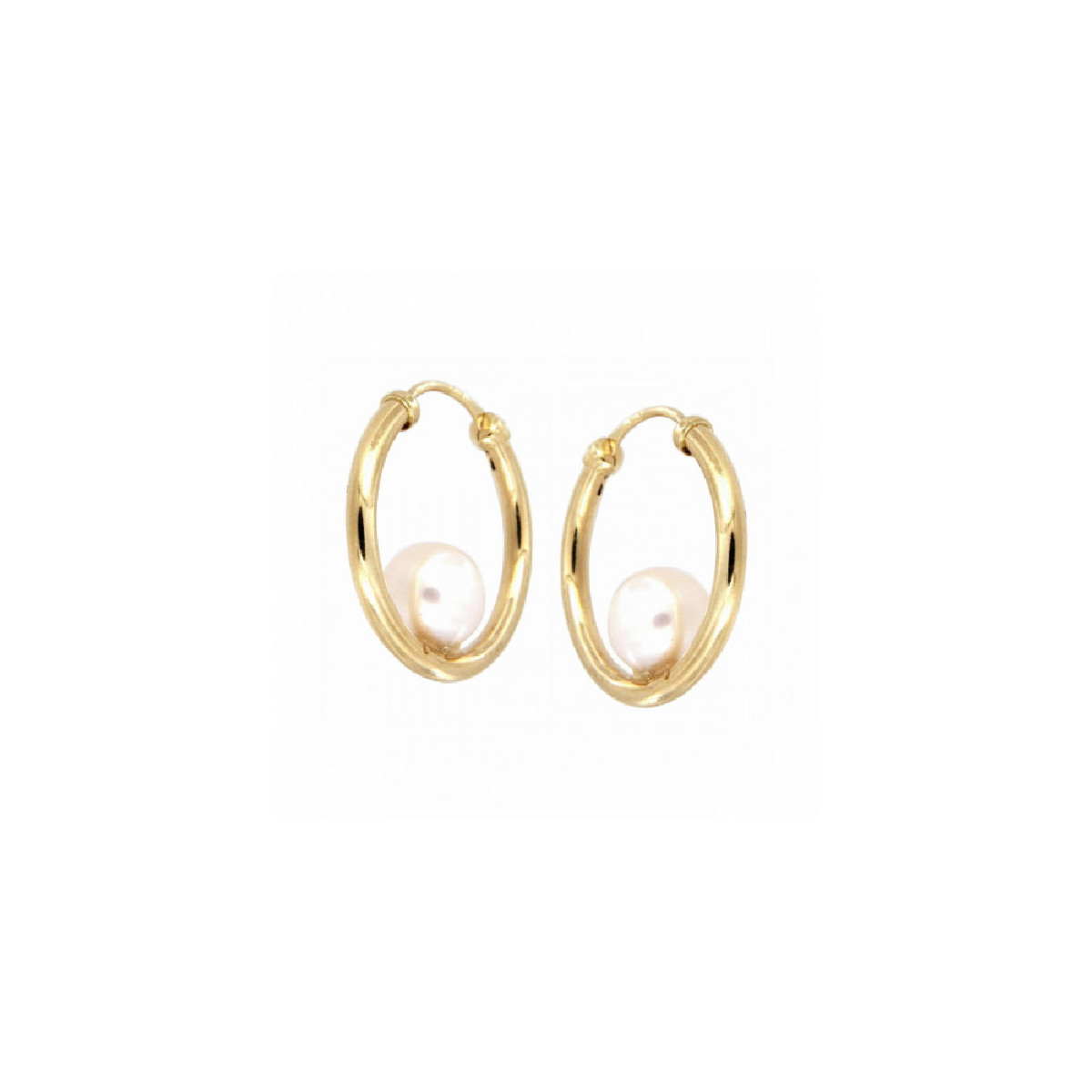 Pendientes Oro - 70-11726-P
