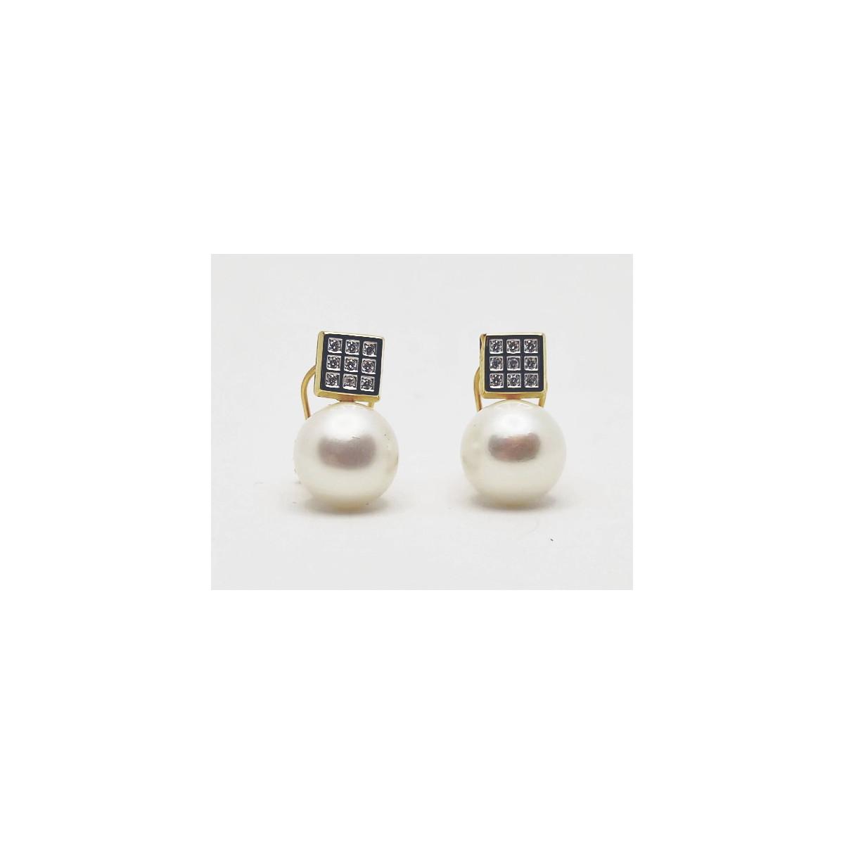 Pendientes Oro - 210-835-2A
