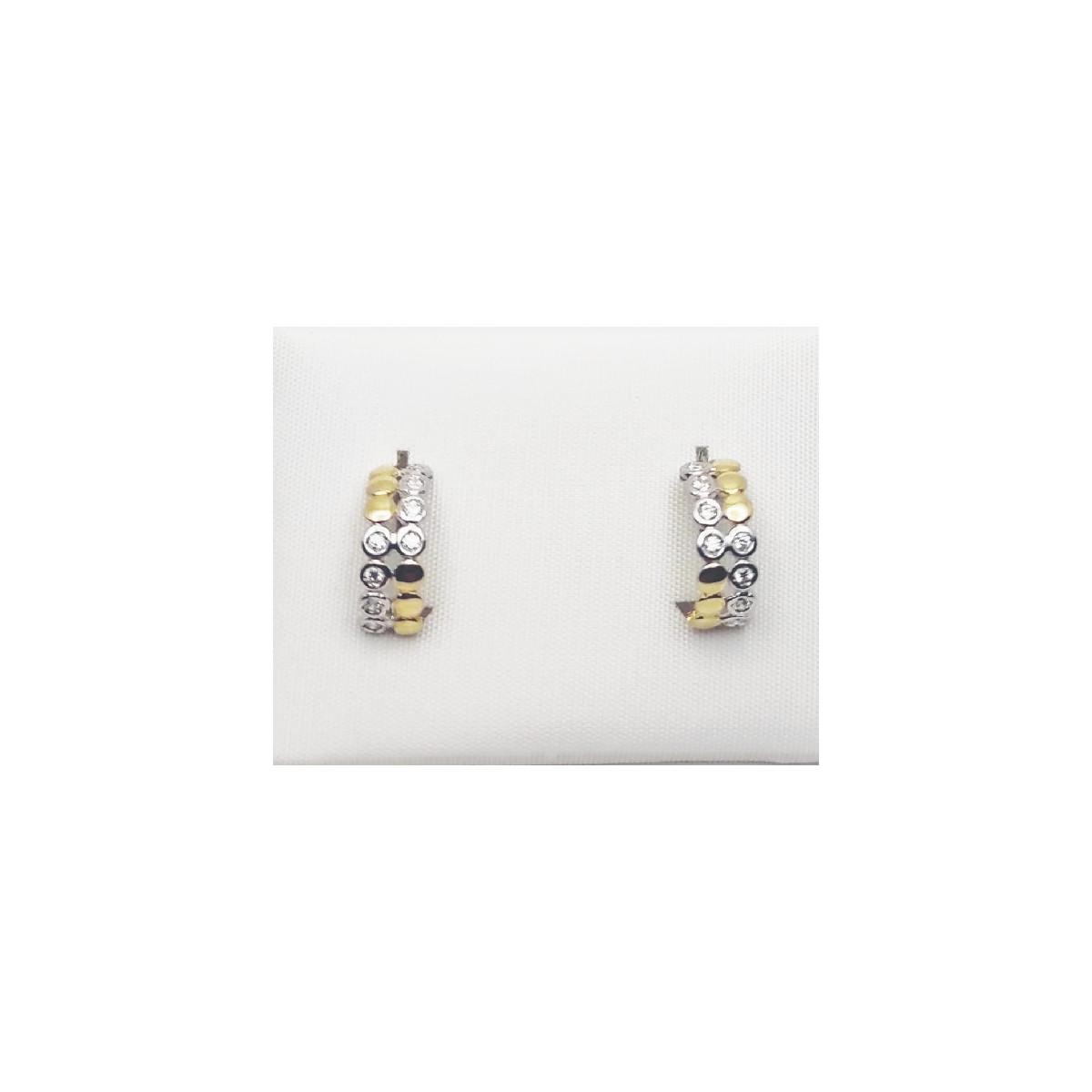 Pendientes Oro - 210-593-2A