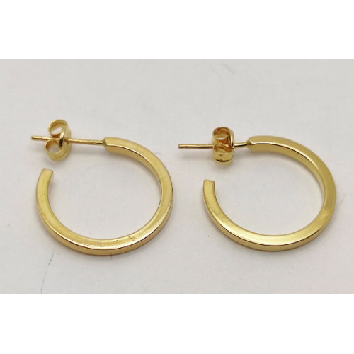 Pendientes Oro - 210-8-7-16AP