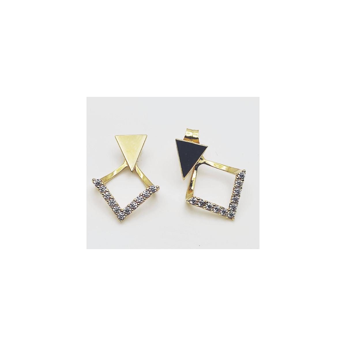 Pendientes Oro - 210-951A
