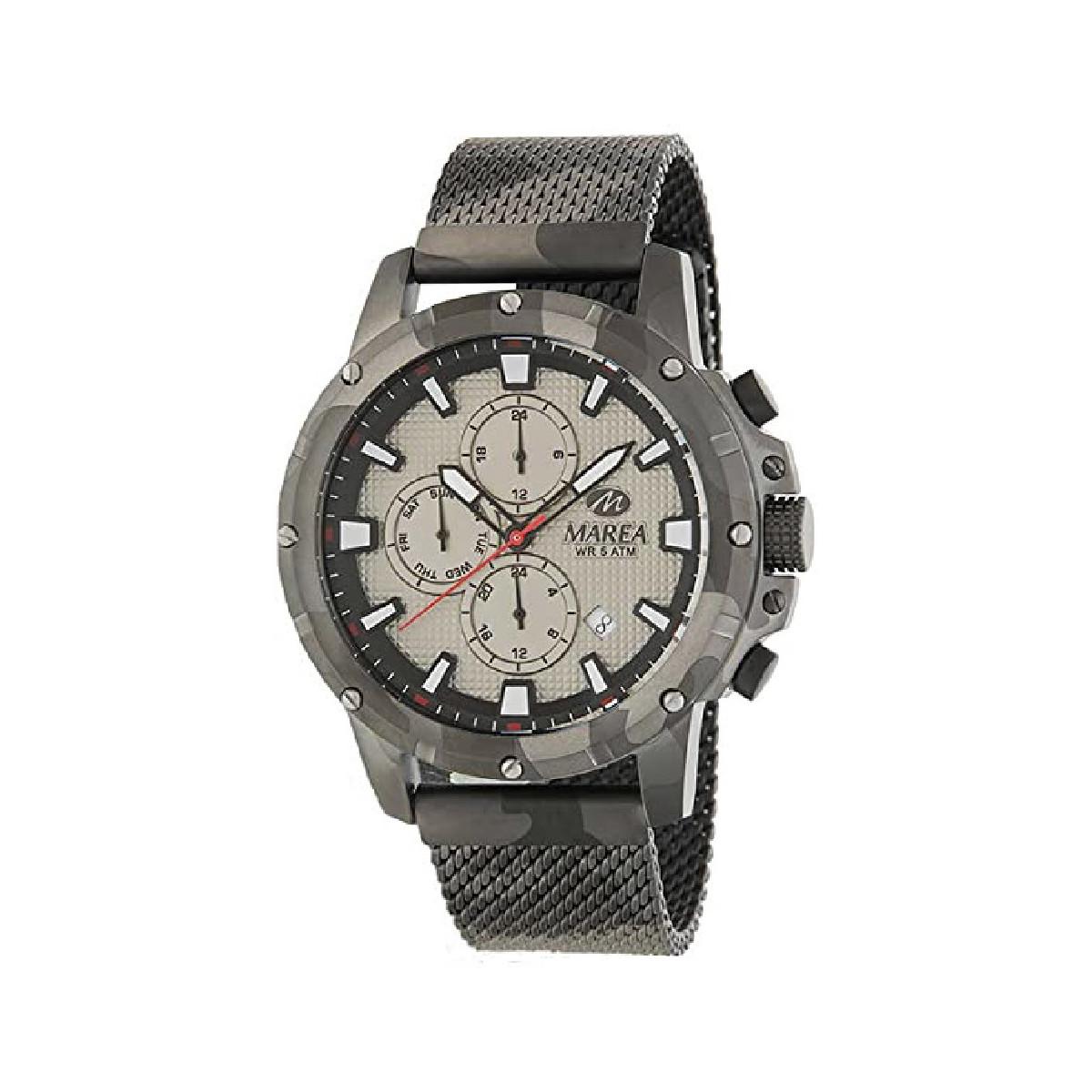 Reloj Marea Caballero Multifuncion Steel - B54184/2
