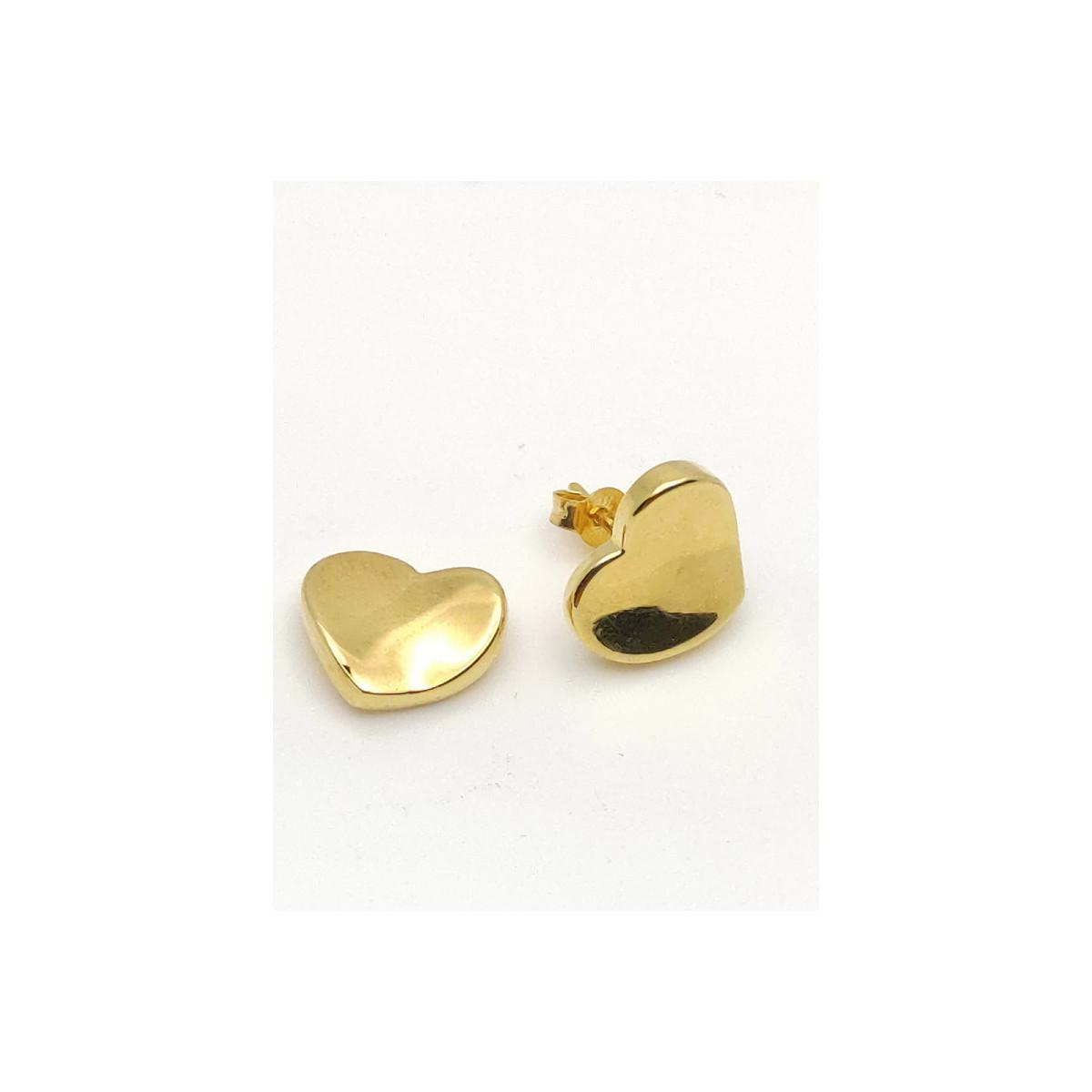 Pendientes Oro - 19-466-17-P