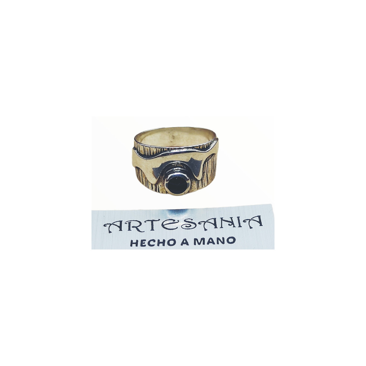 Sortijas Azabache - A223-1