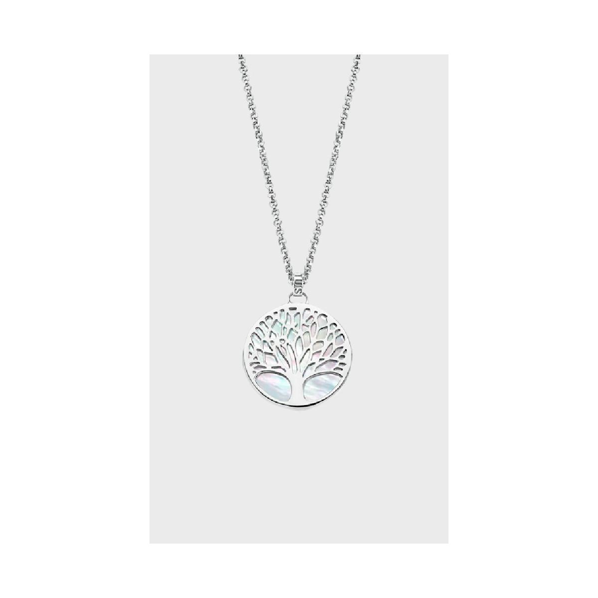 Lotus Silver Collar Sra.arbol.nacar - LP1678-1/1