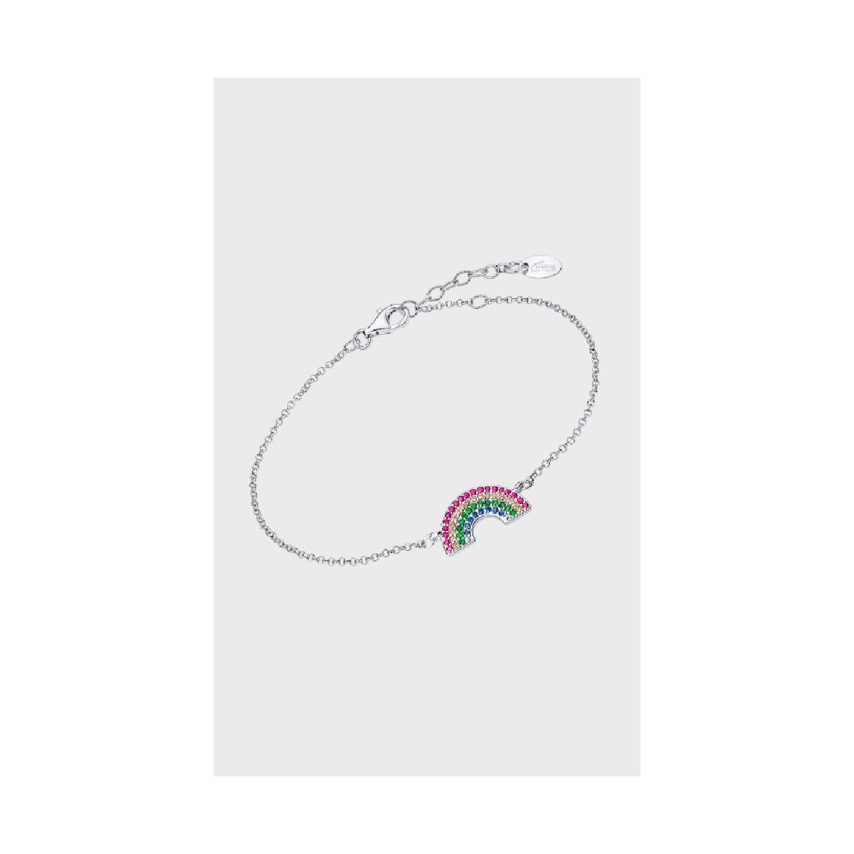 Lotus Silver Pulsera Sra.arcoiris.cadena - LP3001-2/1