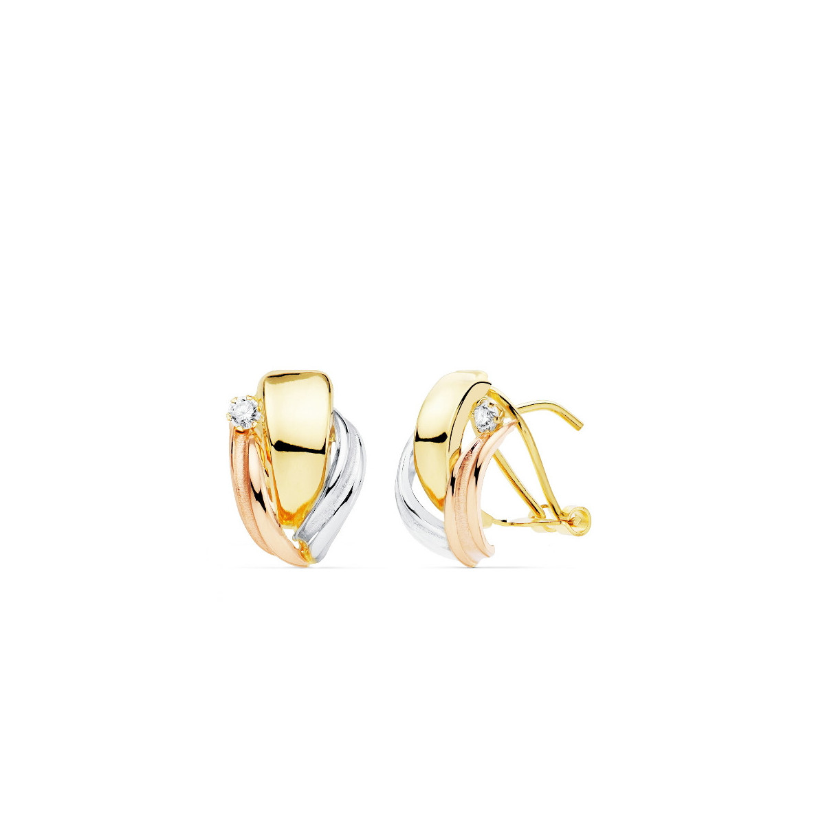 Pendientes Oro - 21110