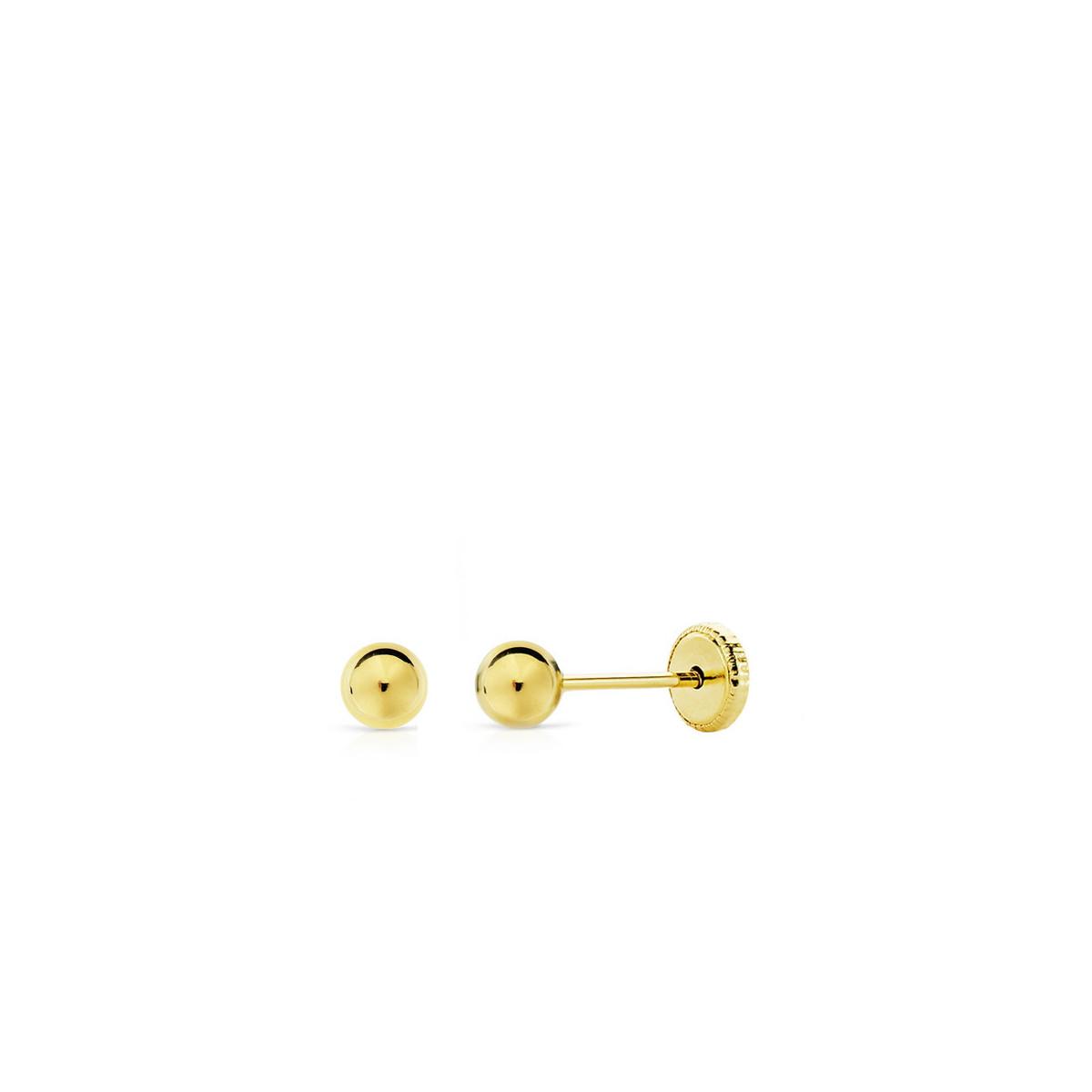 Pendientes Oro - 0001