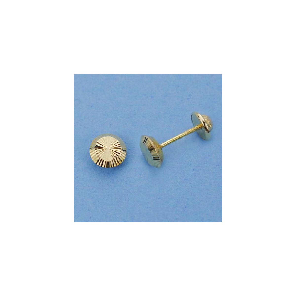 Pendientes Oro - 0081