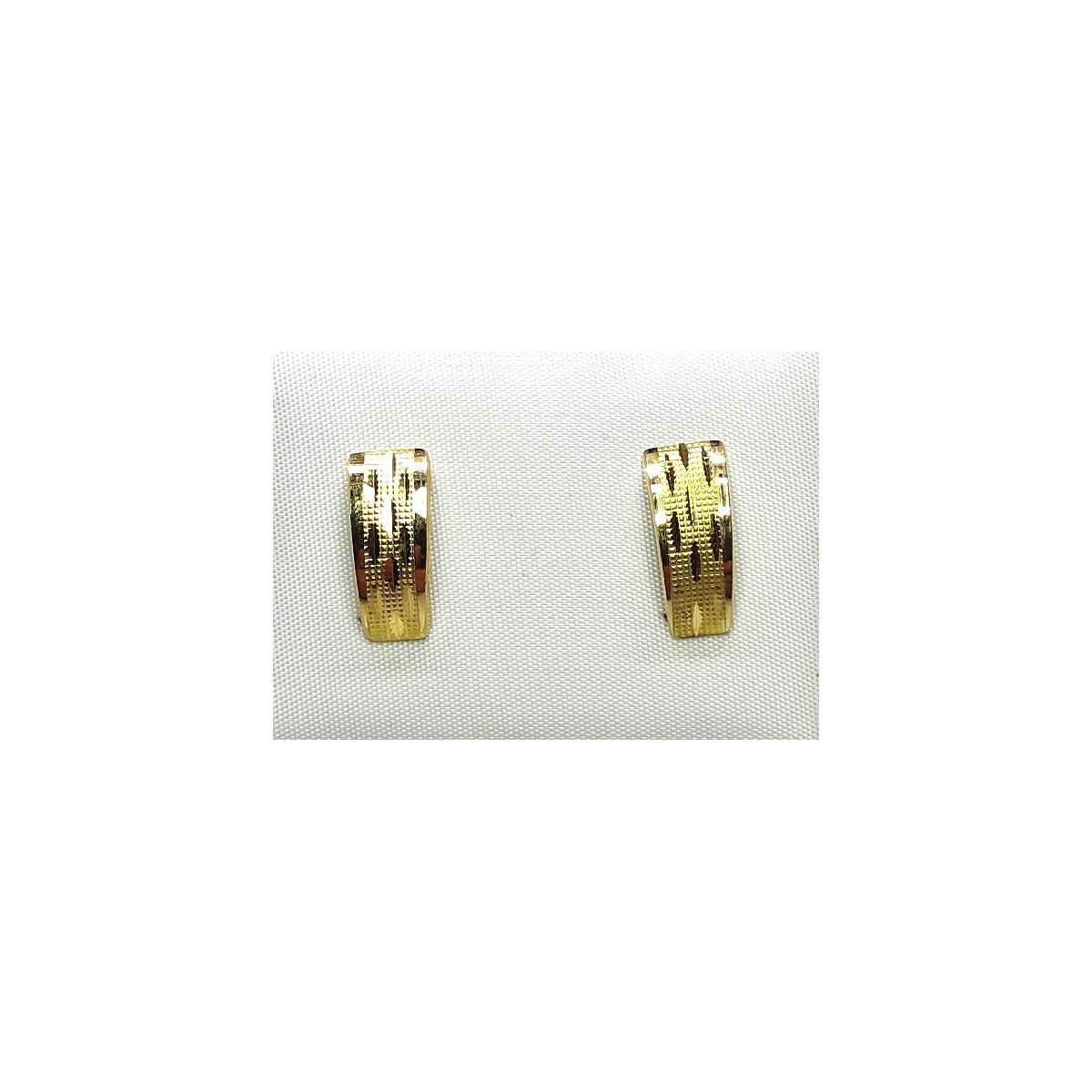 Pendientes Oro - 4078