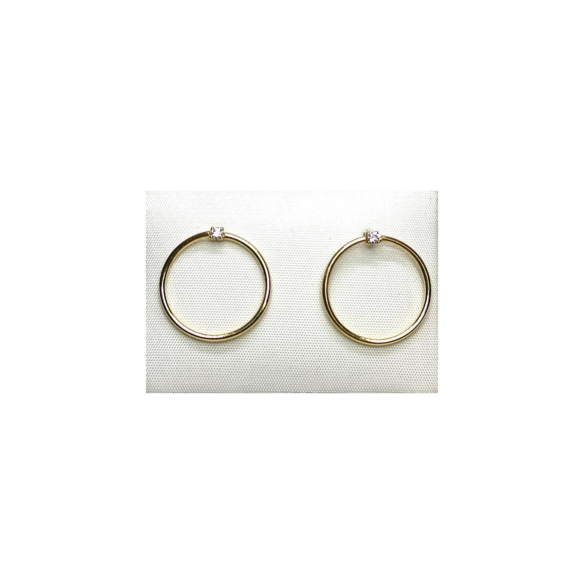 Pendientes Oro - 11259-19