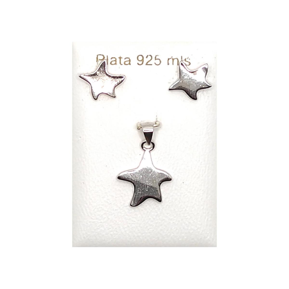 JUEGO PLATA - CO7590
